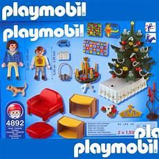 Playmobil Ausmalbild Weihnachten Playmobil 4892 Weihnachtszimmer Room Tannenbaum