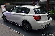 bmw 1 series f20 launched in malaysia 116i 118i sport