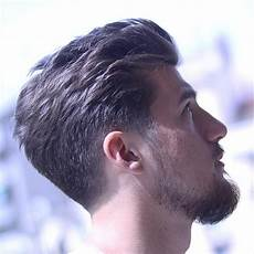 Tapered Hairstyles For Medium Hair
