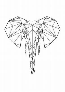 Malvorlagen Geometrische Tiere Geometrische Tiere Vorlagen Zoeken рисунки