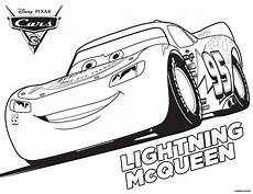 Lightning Mcqueen Malvorlagen Cars 3 Coloring Pages Free Printable Coloring Sheets For