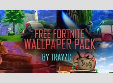 FREE Fortnite Wallpaper and Thumbnail pack   Wallpaper
