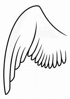 coloring page left wing free printable coloring pages