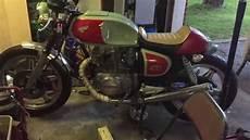 1978 Honda Cb400 Cafe Racer Kit