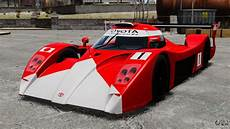 Toyota Gt One Ts020 For Gta 4