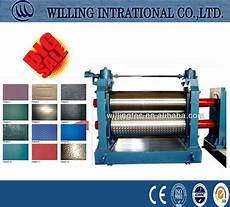 trusted quality sheet metal embossing machine buy sheet metal embossing machine metal