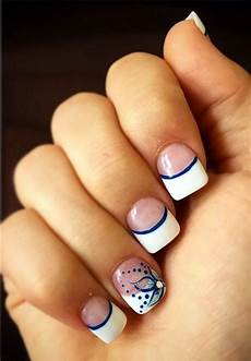 45 elegant fall nail art designs 2016 in 2020 french tip