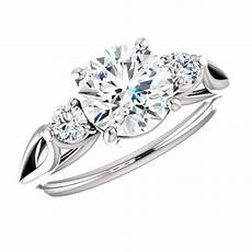 cyber monday black friday 2016 deals jewelry 1 50 carat forever one moissanite diamond three