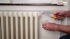 comment purger un radiateur bricomarch 233