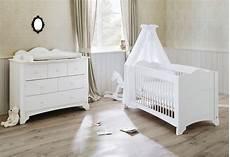 lit et commode bébé pack chambre b 233 b 233 lit 233 volutif et commode 224 langer bois