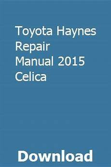 online service manuals 1994 toyota celica free book repair manuals toyota haynes repair manual 2015 celica repair manuals toyota book repair