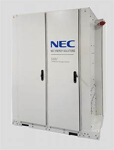solect energy launches energy storage division signs agreement with nec energy solutions to