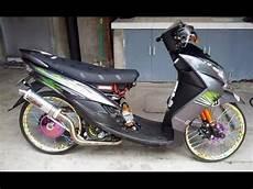 Mio Soul Modif by Motor Trend Modifikasi Modifikasi Motor Yamaha Mio