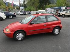 auto air conditioning repair 1997 geo metro electronic valve timing 1997 geo metro for sale 34 used cars from 540