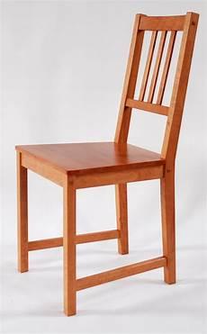 Ikea Wood Chair Loris Decoration