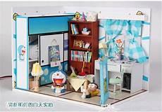 Jual Diy Mainan Diorama Kamar Nobita Doraemon Di Lapak