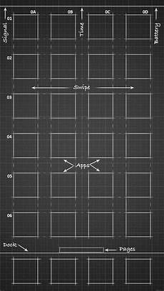 Blueprint Wallpaper For Iphone 6 Plus Black By Iamj3ra Free Photos