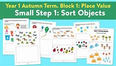 sorting worksheets year 1 7729 place value year 1 maths lesson activities sorting objects teachwire teaching resource