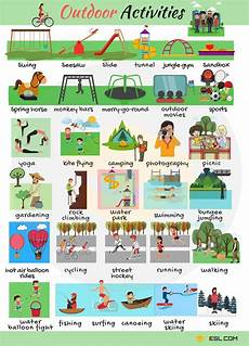 activity list outdoor activities list of outdoor activities with