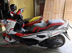 Harga Modifikasi Nmax by Modifikasi Simple Yamaha Nmax Part 3 Custom Jok Mbtech