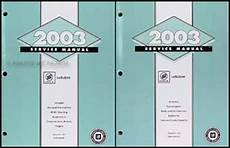 2004 buick lesabre repair shop manual original 2 volume set 2003 buick le sabre repair shop manual original 2 volume set