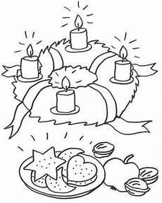 Malvorlage Weihnachten Advent Advent Ausmalbilder Advent Ausmalbilder