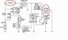 94 toyota wiring diagram toyota 94 up v6 4x4 the efi fuse blows up after engine is and climbing a steep engine