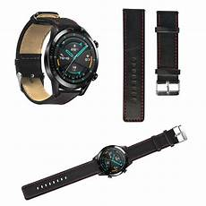 Bakeey Denim Leather Band Huawei by Bakeey 22mm Genuine Leather Band For Huawei Gt