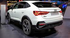 audi q3 coupe 2020 2020 audi q3 sportback just another bold brick in the