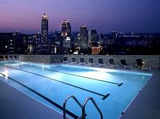 11 hotels with a rooftop pool in atlanta trip101