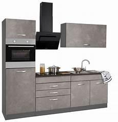 Küchenzeile 240 Cm Breit - held m 214 bel k 252 chenzeile mit e ger 228 ten 187 york 171 breite 240 cm