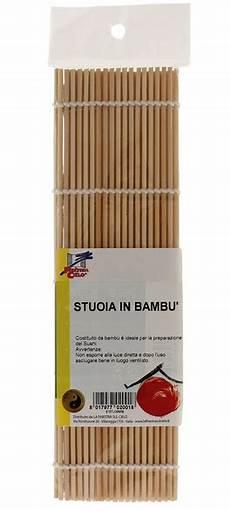 stuoia sushi stuoia in bamb 249 per sushi di la finestra sul cielo