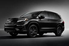2020 honda pilot 2020 honda pilot gets new top of the line black edition