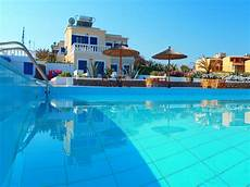 Zorbas Island Apartments In Kokkini Hani Crete Greece