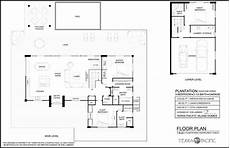 polynesian house plans showing hawaiian plantation style house plans home plans