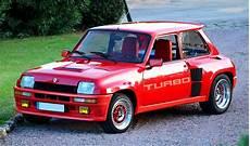 1981 Renault R5 Turbo 1 Laurent Auxietre