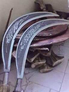 Pabrik Pedang Katana Samurai Senjata Silat