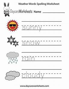 weather worksheets 14565 preschoolers will practice writing words that describe different weather conditions snow