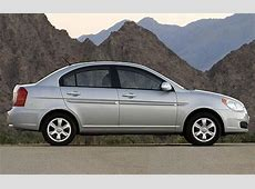 2009 Hyundai Accent   Information and photos   Zomb Drive