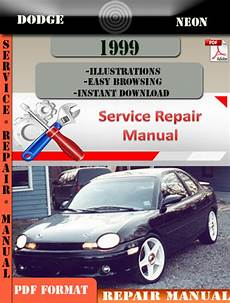 car repair manuals online pdf 1999 dodge neon auto manual dodge neon 1999 factory service repair manual pdf zip download ma