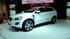 In Hybrid - volvo xc60 t8 awd in hybrid concept at 2012 new york