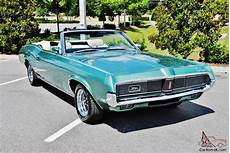 how petrol cars work 1969 mercury cougar navigation system true 1 owner 56460 miles 1969 mercury cougar xr7 convertible 1st title from 69