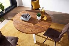 esszimmertisch rund esszimmertisch rund 130x130x77 cm online kaufen
