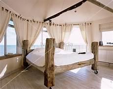 altholzbett selbstgebautes bett wohnen und schlafzimmer