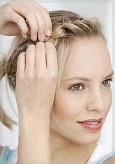 dirndl frisuren selber machen schnell lange haare