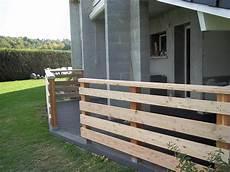 balustrade en bois pour terrasse exterieure fq24 jornalagora
