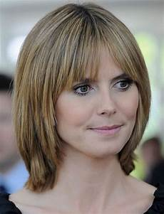 Feathered Bangs Hairstyles 49 feather cut hairstyles for medium and hair