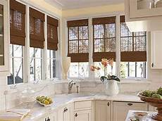 Decorating Ideas For Kitchen Window Treatments by Miscellaneous Window Treatment Ideas For Kitchen Bay