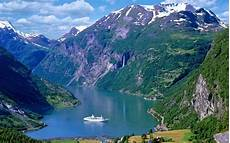 Holidays Fjords Cruise And Oslo City Telegraph