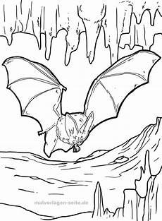 Fledermaus Malvorlage Pdf Malvorlage Fledermaus Tiere Ausmalbilder Kostenlos